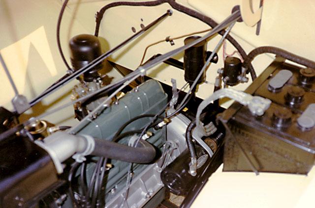 Details On Crosley Cc Models 1946 1948