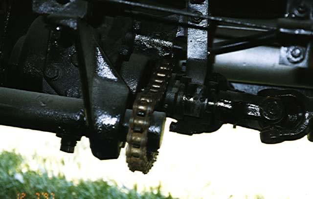 Chain Driven Transfer Case : More details on farmoroad