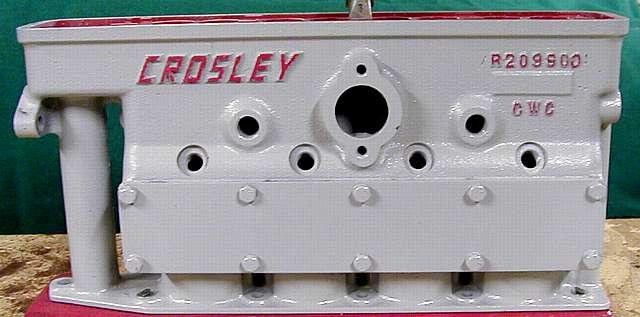 Wondrous Crosley Engine Family Tree Wiring Database Wedabyuccorg